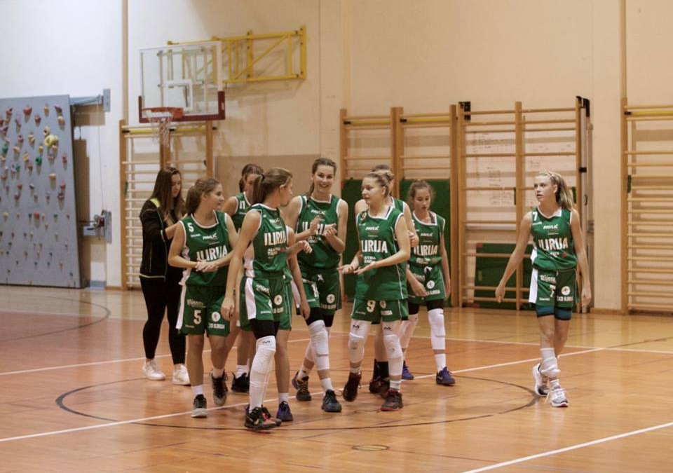 U15 zmagale v Mariboru
