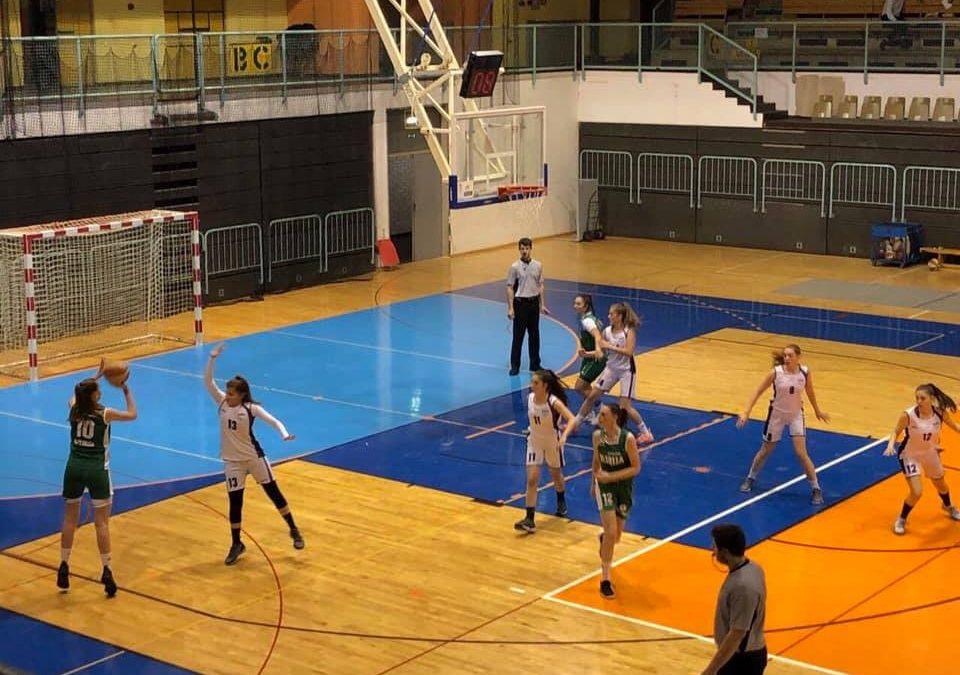 U17A oslabljene do zmage v Mariboru