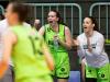 in action during women basketball match between ZKK Cinkarna Celje and Ilirija, semi-final cup 2019, played in Dvorana Tabor, Maribor, Slovenia on March 10, 2019